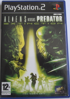 Aliens Versus Predator Extinction (PS2)