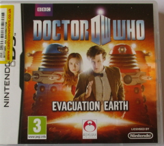 Doctor Who Evacuation Earth (DS)
