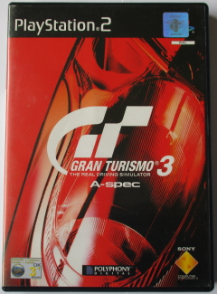 Gran Tourismo 3 A-spec (PS2)