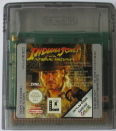 Indiana Jones and the Infernal Machine (GameBoy Colour)