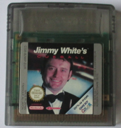 Jimmy White's Cueball (GameBoy Colour)