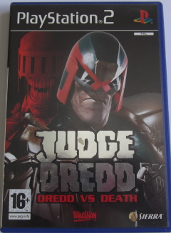 Judge Dredd - Dredd vs Death (PS2)