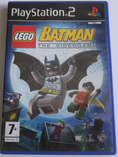 Lego Batman The Video Game (PS2)