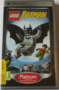 Lego BATMAN The Video Game (PSP)