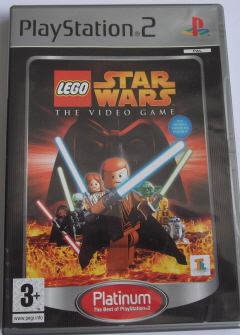 Lego Star Wars The Video Game (PS2)