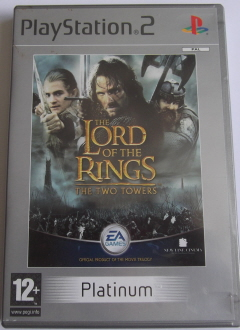 The Lord of the Rings, The Two Towers (PS2)