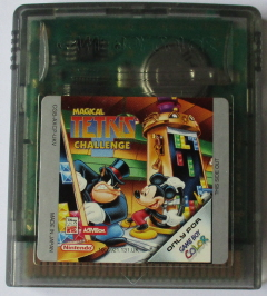Magical TETRIS Challenge (featuring Mickey) (GameBoy Colour)