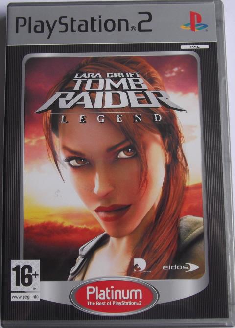 Lara Croft Tomb Raider Legend Ps2 Ps2 Zen Cart The Art Of E Commerce