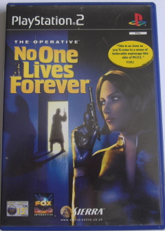 The Operative: No One Lives Forever (PS2)