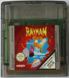 Rayman (GameBoy Colour)