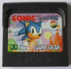 Sonic The Hedgehog (GameGear)