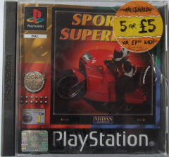 Sports Superbike (PlayStation)