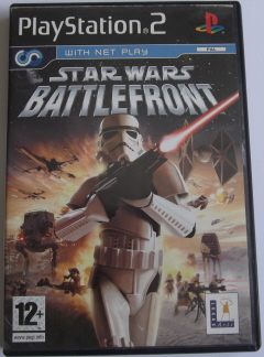 Star Wars Battlefront (PS2)