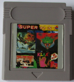 KLAX (Super 30 in 1) (GameBoy)