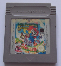 Super Mario Land 2 - 6 Golden Coins (GameBoy)