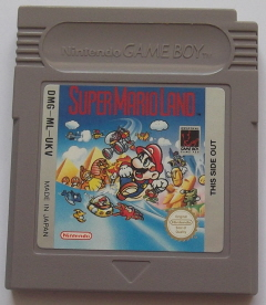 Super Mario Land (GameBoy)