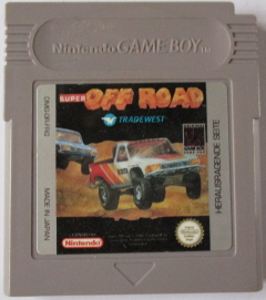 Super OFF ROAD (GameBoy)