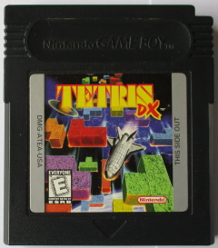 TETRIS DX (GameBoy)