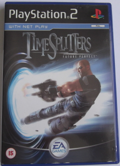 Timesplitters Future Perfect (PS2)